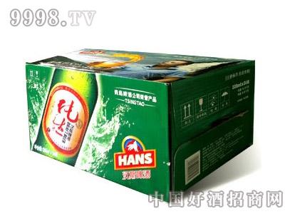 青岛啤酒(汉斯)纯生