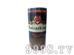 凯撒1L黑啤