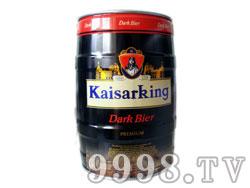 凯撒5L黑啤