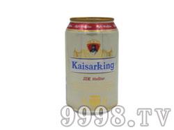 凯撒330ML白啤