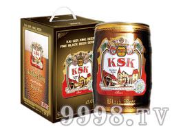 凯撒ksk5L黑啤