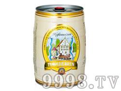 德国凯撒托姆5升白啤