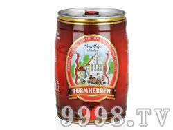 德国凯撒托姆5升黑啤
