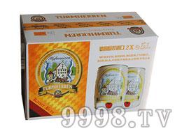 凯撒托姆5L白啤外箱