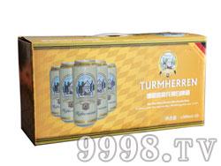 凯撒托姆500ML白啤礼盒
