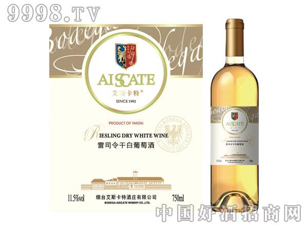 艾斯卡特雷司令干白葡萄酒11.5%vol