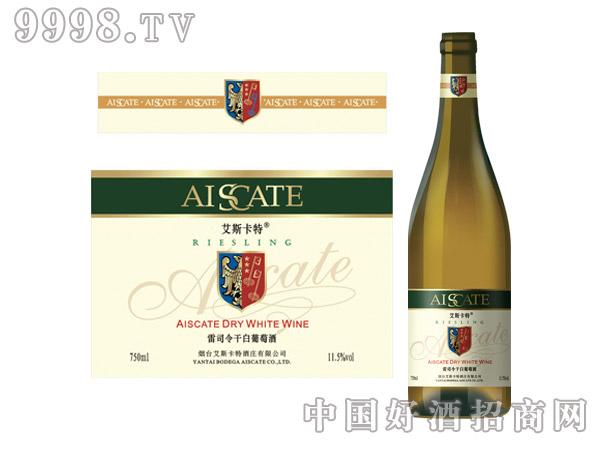 艾斯卡特雷司令干白葡萄酒750ml