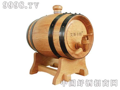 艾斯卡特5L橡木桶