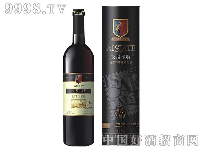 伯雷特干红葡萄酒