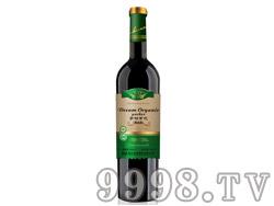 梦柏有机精选级蛇龙珠干红葡萄酒