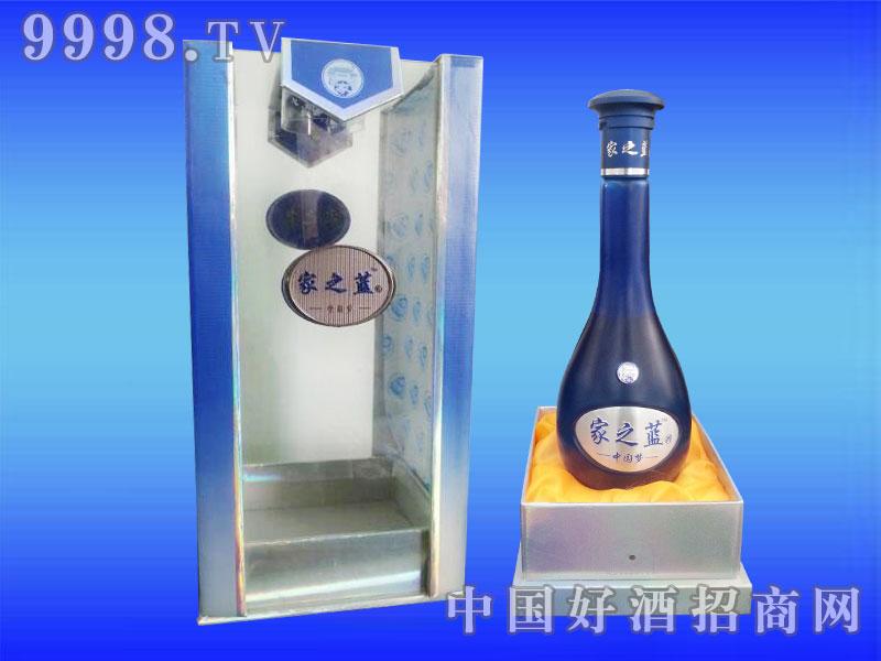闯王酒业中国梦-家之蓝