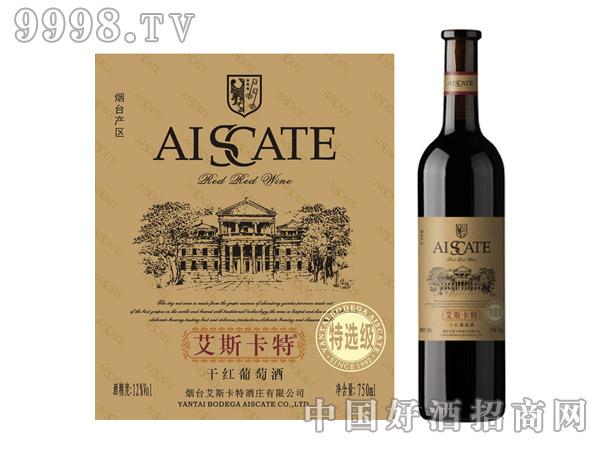 特选级干红葡萄酒
