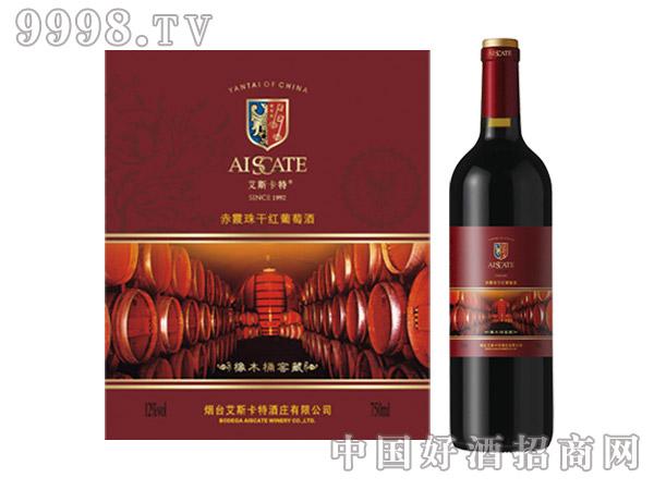 橡木桶窖藏赤霞珠干红葡萄酒