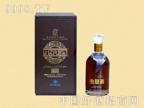 青海虫草酒28%vol-500ml