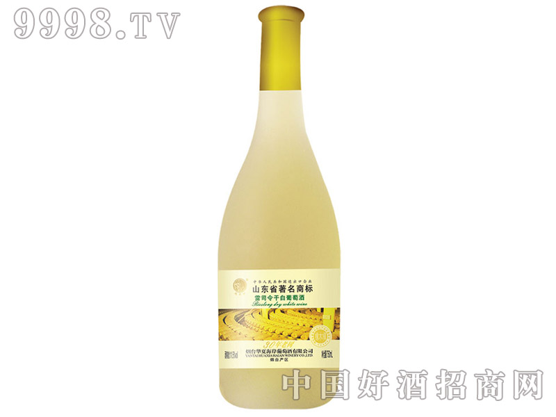 30年老树雷司令干白葡萄酒