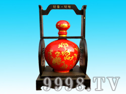 封坛原浆红花瓷