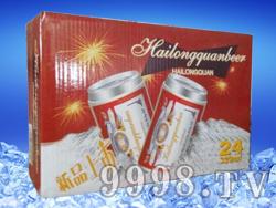 海龙泉啤酒