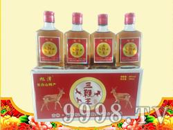 旭泽三鞭王酒35度 125ML