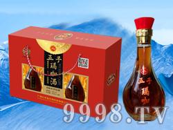 五子玛咖酒250ml 2瓶礼盒装
