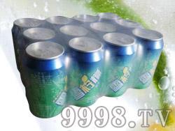 雪柠檬碳酸饮料12罐320毫升
