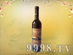 欧思诺珍品百纳红红葡萄酒