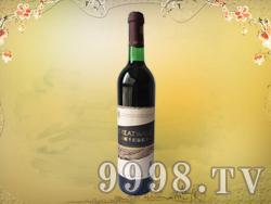 长城武龙干红葡萄酒