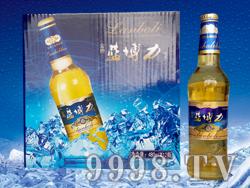 蓝带蓝博力啤酒480ML