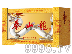 泰山龙酒工艺龙-52%vol-1L