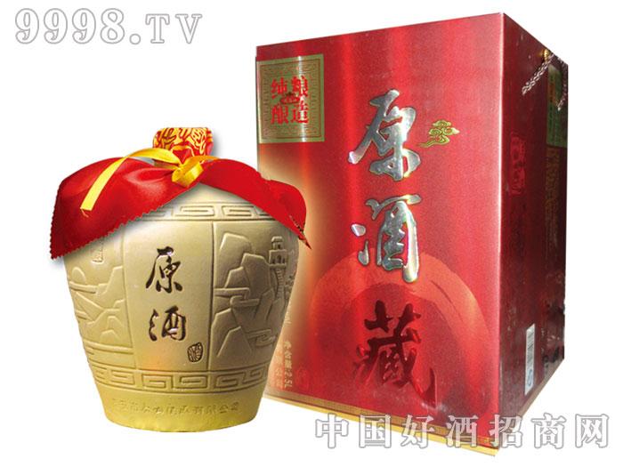 观泰山原酒-60%vol-2.5L