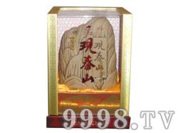 观泰山酒御品-39%vol-500ml