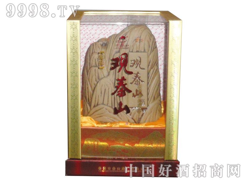 观泰山酒御品-39%vol-500ml-白酒类信息