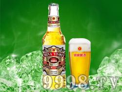 YW005-330ml银威红-白瓶