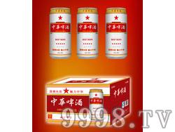 500ml中华啤酒易拉罐