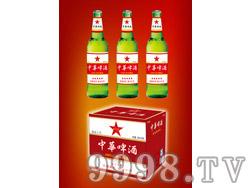500ml中华啤酒青瓶