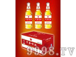 330ml中华啤酒白瓶