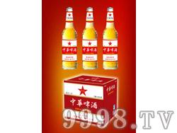 500ml中华啤酒白瓶