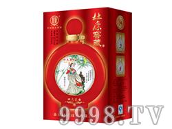 杜康窖藏・四大美女韵酒