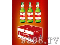 330ml中华啤酒青瓶