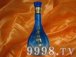 老白干蓝瓶烤花陈酿8