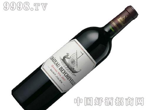 法国进口葡萄酒大龙船