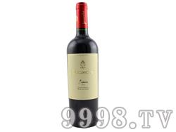 帝隆酒业智利进口红酒2013