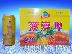 贝多利菠萝啤 500ml