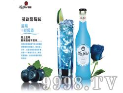 郎锐朗姆鸡尾酒灵动蓝莓味