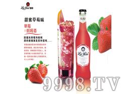 郎锐朗姆鸡尾酒甜蜜草莓味