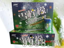 贝丽斯雪柠檬24罐320ml