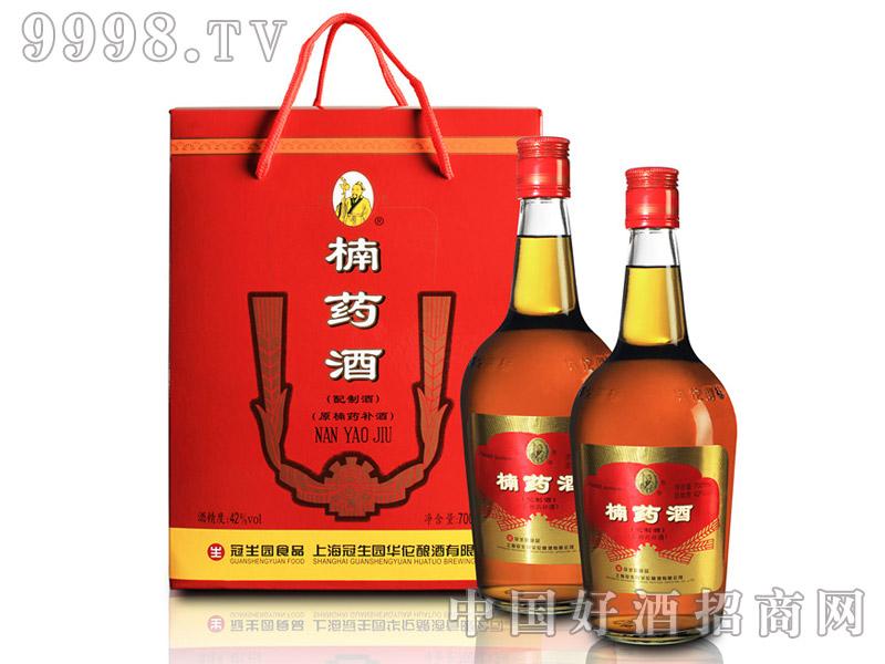 42°750ml×2瓶 楠药酒(礼盒)-保健酒招商信息