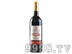 艾瑞克男爵干红葡萄酒2011