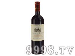 宝娜骑士干红葡萄酒