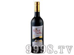 泰来城堡干红葡萄酒