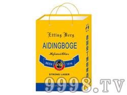 爱丁博格啤酒手提袋